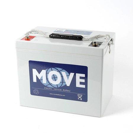 Move Move Scootmobiel Accu - AMG 12 Volt 85Ah
