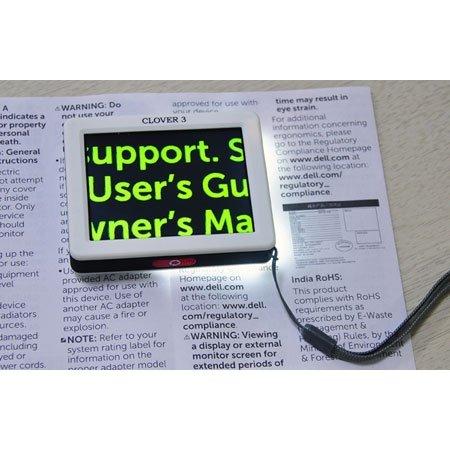 Clover 3 Elektronische handloep  ST409077