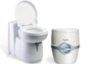Draagbare toiletten Porta Potti
