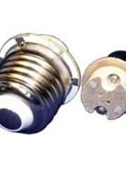 GIMEG Gimeg LED adaptor E27 naar G4