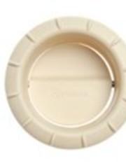 Truma Truma eindrooster met draaibare klep EN beige