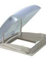 Dometic Dometic dakluik Mini-heki met ventilatie 25-42mm 400x400mm