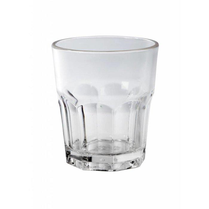 Wijnglas recht klein 175ml