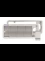 Dometic Dometic set ventilatierooster boven wit
