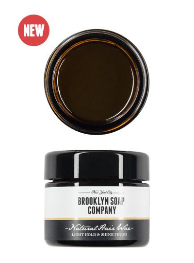 Brooklyn Soap Company Natural Hair Wax