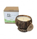 We Love The Planet Coconut soya wax candle Darjeeling Delight