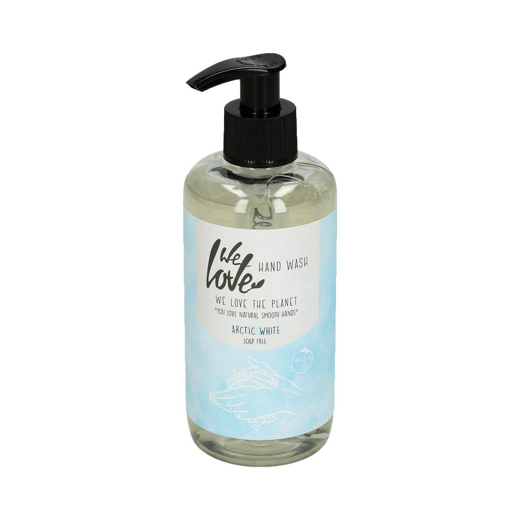 We Love The Planet Hand Wash – Arctic White