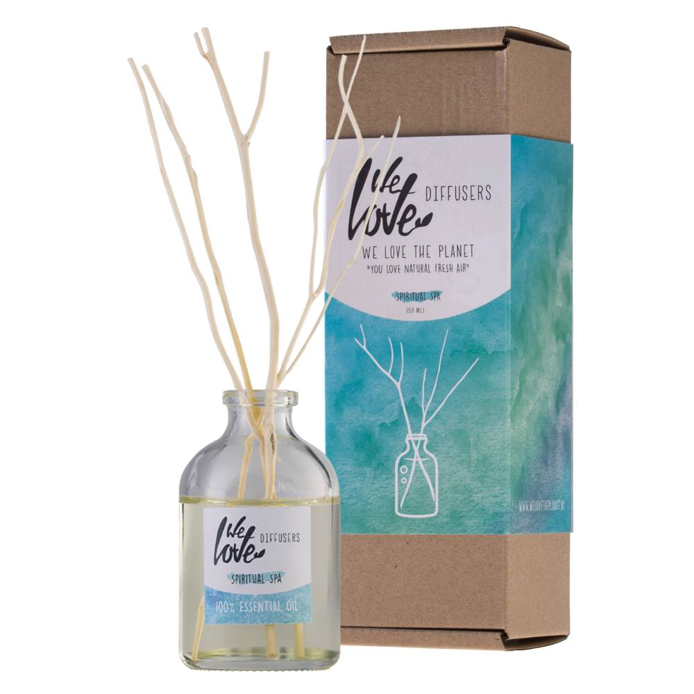 We Love The Planet WLTP Spiritual Spa diffuser 50 ml