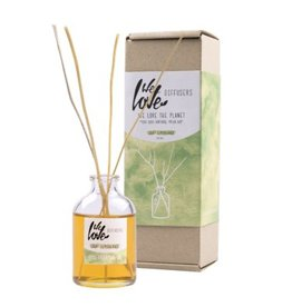 We Love The Planet Light Lemongrass diffuser 50 ml