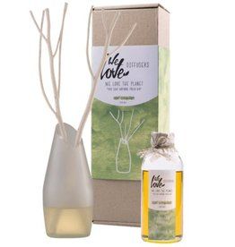We Love The Planet Light Lemongrass diffuser 200 ml