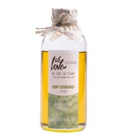 We Love The Planet Light Lemongrass refill diffuser 200 ml
