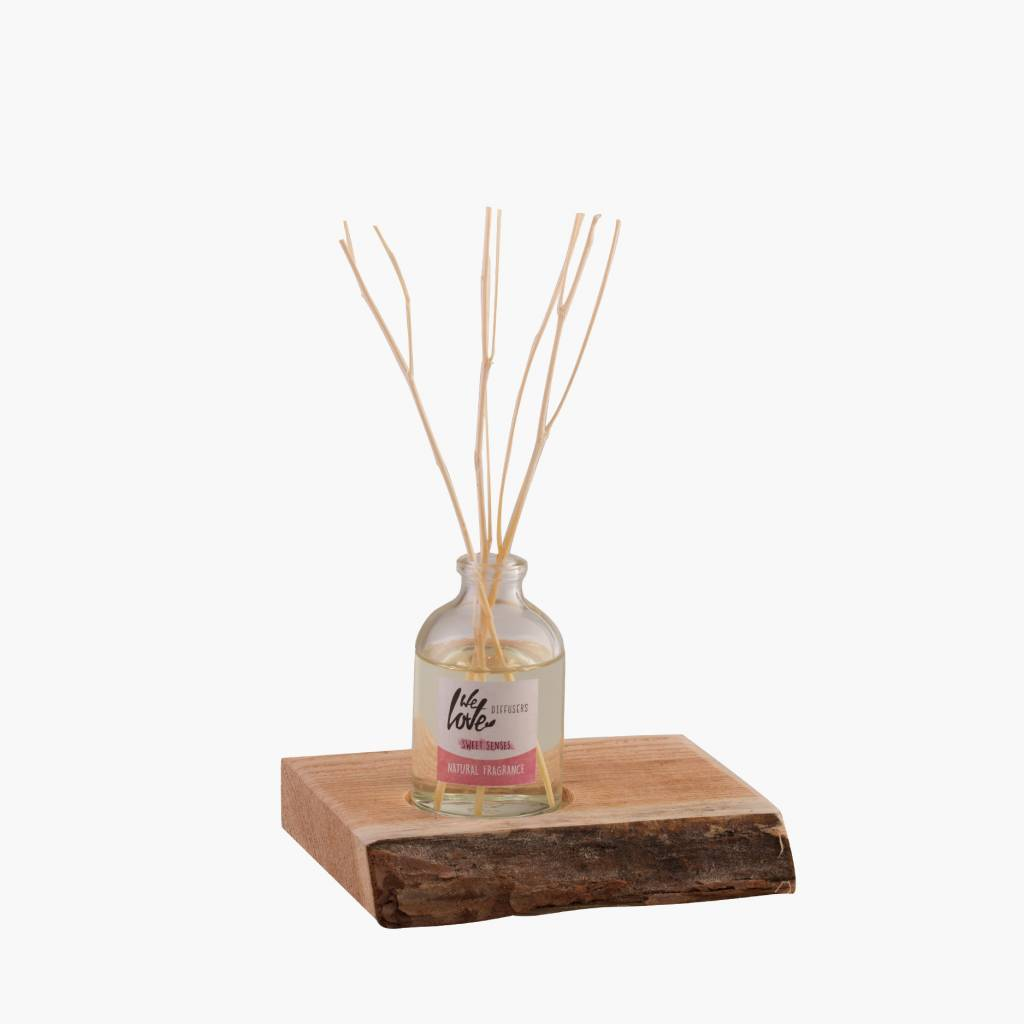 We Love The Planet Diffuser display 'wood' 50 ml