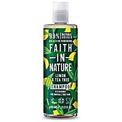 Faith in Nature Anti-Dandruff Lemon & Tea Tree Shampoo