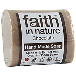 Faith in Nature Chocolate Soap