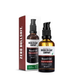 Brooklyn Soap Company Beard Oil (2019)