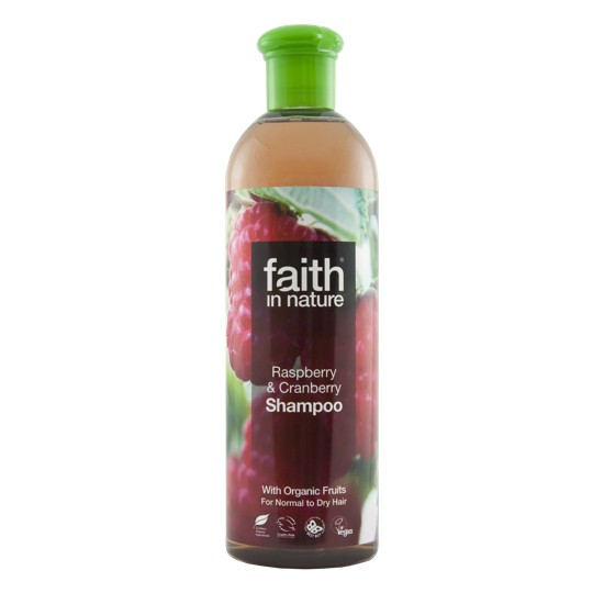 Faith in Nature Raspberry & Cranberry Shampoo
