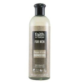 Faith in Nature Ginger & Lime Shower Gel