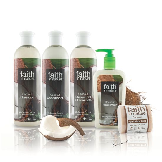 Faith in Nature Coconut Body Lotion