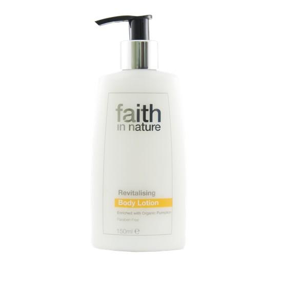 Faith in Nature Revitalising Body Lotion