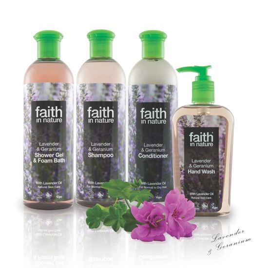 Faith in Nature Lavender Hand Cream