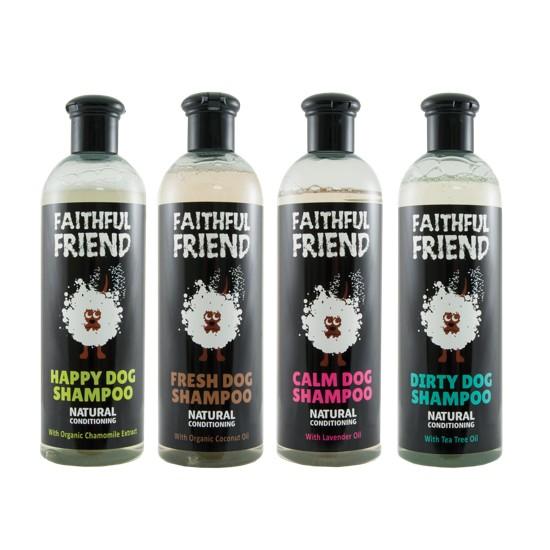 Faithful Friend Calm Dog Shampoo
