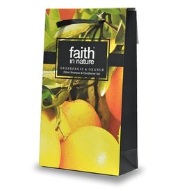 Faith in Nature Grapefruit & Orange Giftset
