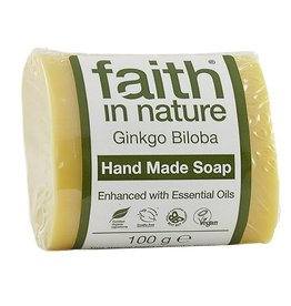 Faith in Nature Ginkgo Soap