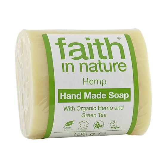Faith in Nature Hemp Soap