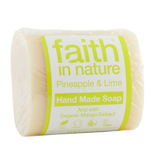 Faith in Nature Pineapple & Lime Soap