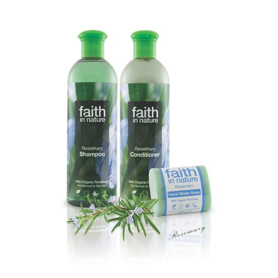 Faith in Nature Rosemary Soap