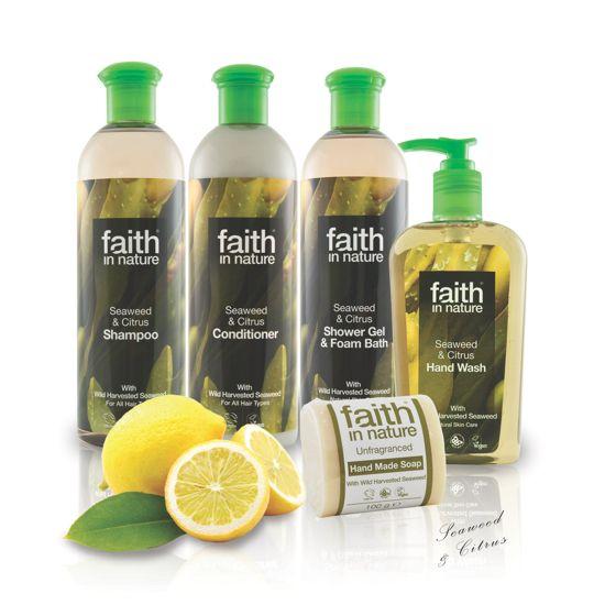 Faith in Nature Seaweed Soap