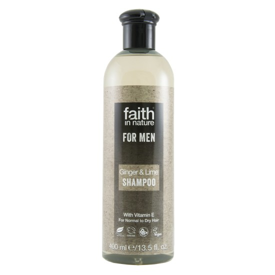 Faith in Nature Ginger & Lime Shampoo