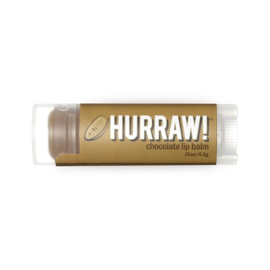 Hurraw! Chocolate Lip Balm