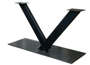 Industriele tafel   Eiken blad   Veghel-3