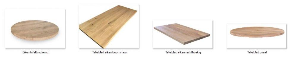 Uw eiken tafel zelf creëren? Stel hier uw tafel samen-2