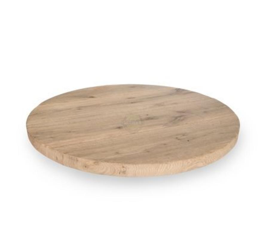 Ontwerp uw eigen ronde tafel. Stel hier uw tafel samen