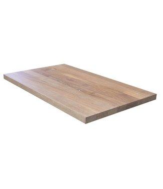 Ontwerp uw rechthoekige eiken tafel