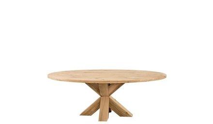 Massief eiken tafels