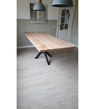 Eiken tafel | spinpoot | Utrecht