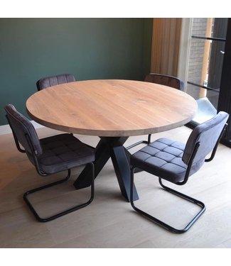 Ontwerp je ronde tafel | Eiken