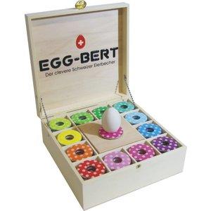 EGG - BERT der clevere Schweizer Eierbecher
