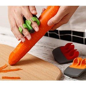 Fingerschäler farbig