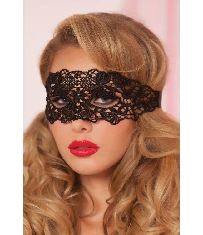 Seven 'til Midnight Zorro Lace