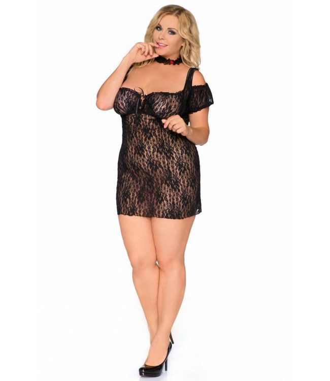 Andalea SEXY LACE CHEMISE