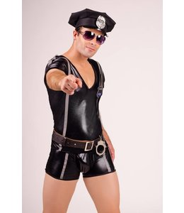 Andalea SEXY POLICEMAN SUIT