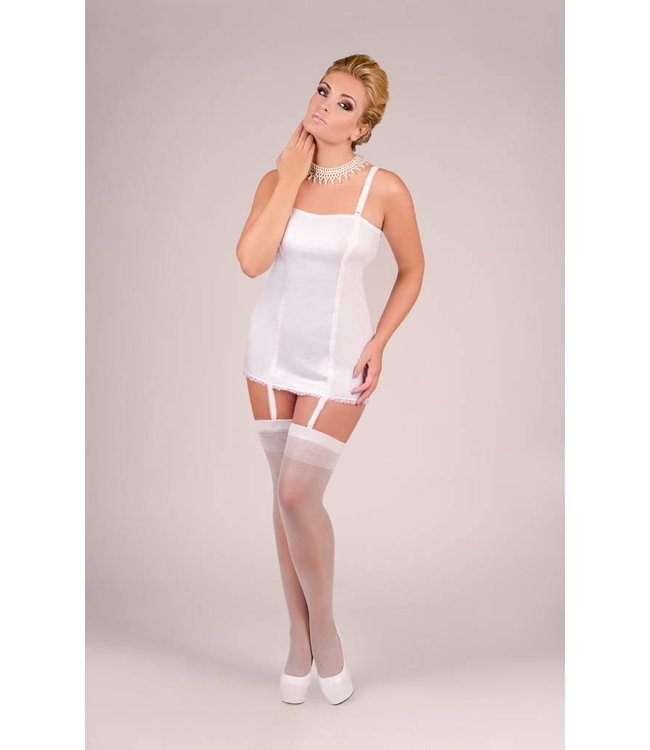 Andalea Sweet chemise with lacking at the back