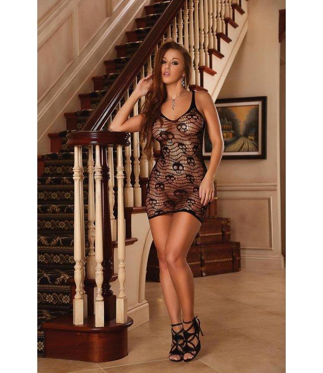 Magic Silk SEAMLESS SKULL DRESS
