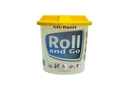 Go Paint Roll and Go Verfemmer met Deksel