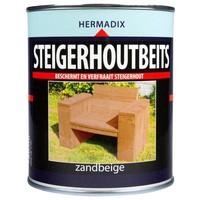 Steigerhoutbeits Zandbeige
