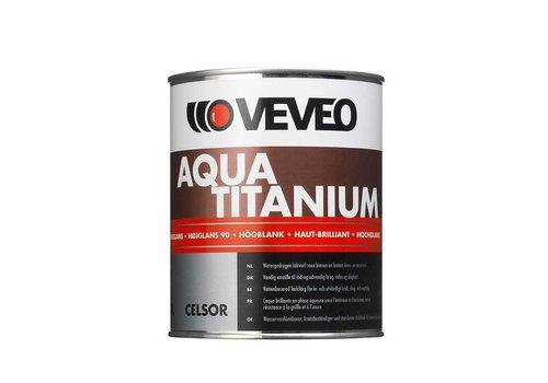 Veveo Celsor Aqua Titanium Hoogglans